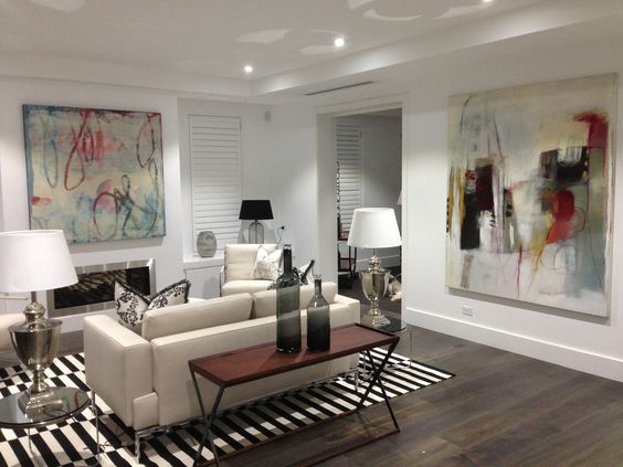 Paintings fine art and interiors on pinterest for Interior designs by michelle