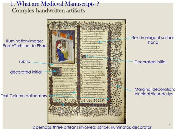 Digital Library of Medieval manuscripts