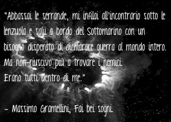 Massimo gramellini fai bei sogni citazioni dai miei libri preferiti pinterest - Gramellini cuori allo specchio ...