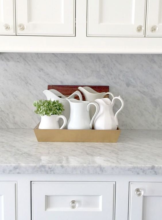Carrara Marble Countertops - say yes to Carrara in the kitchen ...