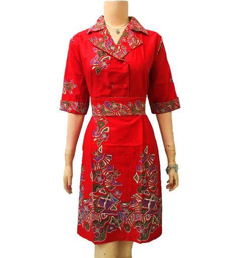 Batik Untuk Pria Remaja: Modern And Dresses On Pinterest