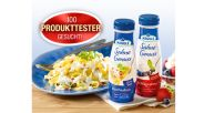 100 Tester für MEGGLE Koch- & Schlagsahne
