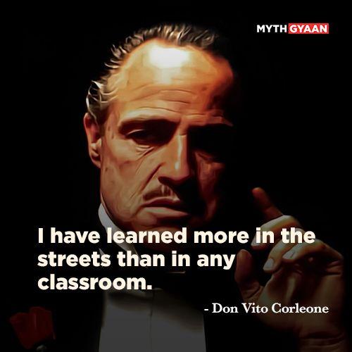 Quotes vito italian corleone 45 Memorable