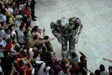 Titan the Robot - The Robot mundos más impresionante - Cornualles 16