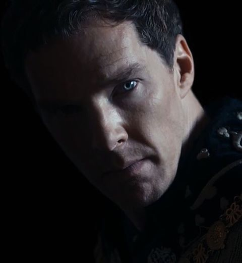 "christopher-tietjens-blog: "" The Hollow Crown. Benedict Cumberbatch as Richard III """