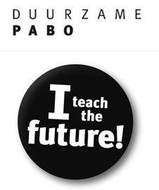 I teach the future!