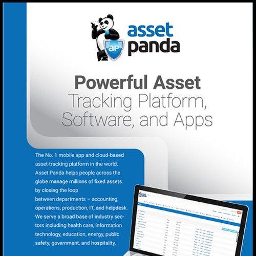 Digital Brochure For Asset Panda Brochure Contest Design Brochure Winning Rkurzius Brochure Cloud Based Contest