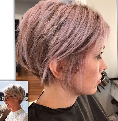 20 Coupes De Cheveux Moderne Pour Cheveux Courts Modern Short Hairstyles Hair Styles Short Hairstyles For Thick Hair
