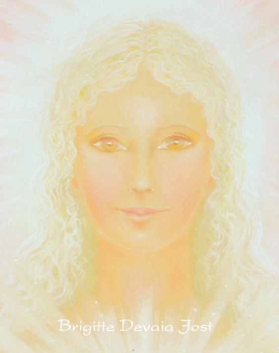 Brigitte Devaia Jost Catherine Angel Face