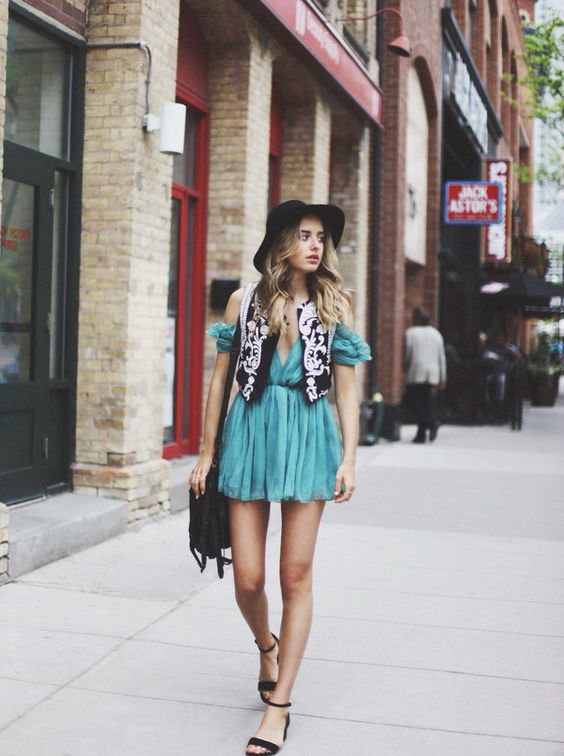 Romper: class is internal jacket shoes hat bag jewels