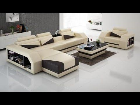 Stylish Sofa Set Designs For Living