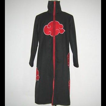 Naruto Black Cosplay Mens Costume