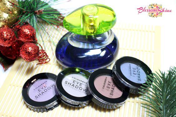 Oriflame Perfume & Colour Box Eyeshadow