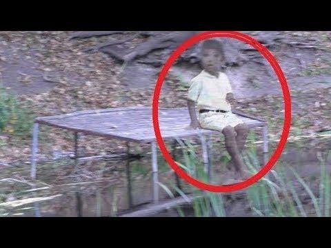 ظهور جني مرعب على شكل طفل لحظات تم تصويرها عن طريق الصدفة Youtube Paranormal Photos Ghost Images Supernatural Angels