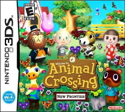 This is an awesome game! Bugg's and my fave!!!Animal Crossing 3DS (Nintendo 3DS)
