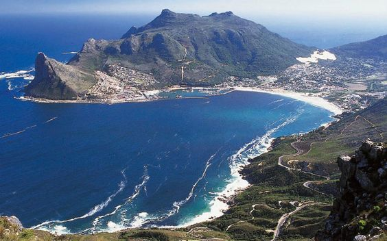 Top ten most beautiful tourist attractions in the world include Cape Town, South Africa. Description from mostexpensivelist.com. I searched for this on bing.com/images