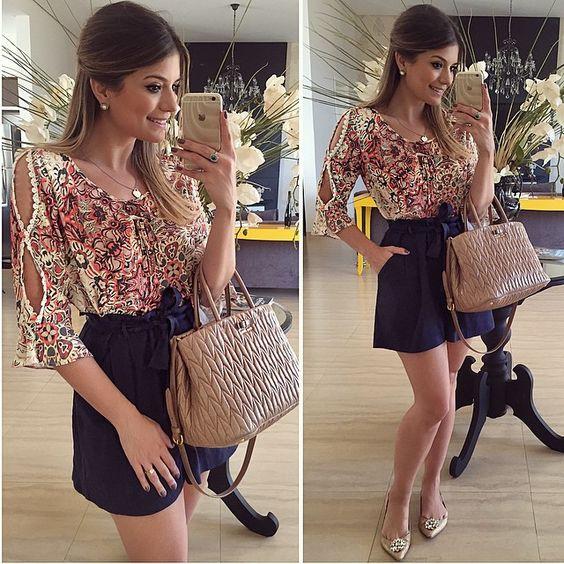 {De Hoje} Look @luziafazzolli • #lookdodia #basiquinho #lookoftheday #ootd #selfie #blogtrendalert: