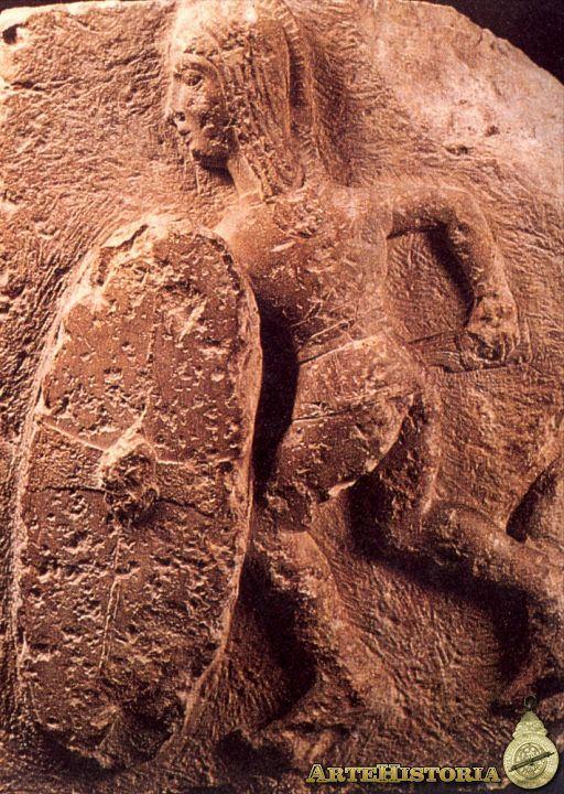 Las esculturas de Porcuna - Contexto - ARTEHISTORIA V2