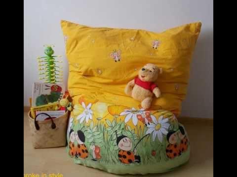 Kinder Sitzsessel Freddy Selber Nahen Nahen Fur Anfanger Diy Youtube Diy For Kids Bean Bag Kids Bean Bags