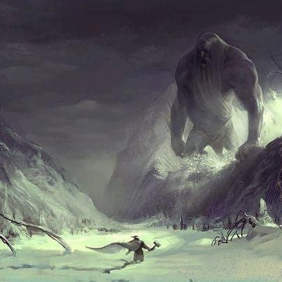 Giant norse mythology - photo#12