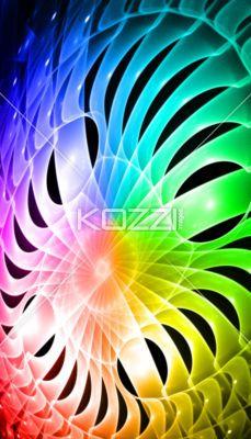 Laser light background. - Royalty Free Image ID 25528449