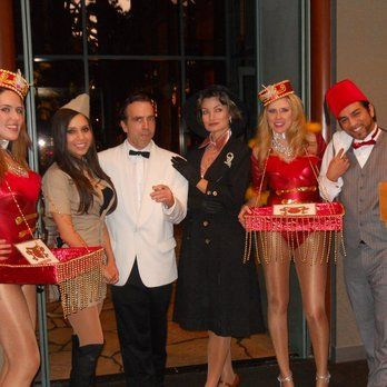 Casablanca theme party characters | Yelp