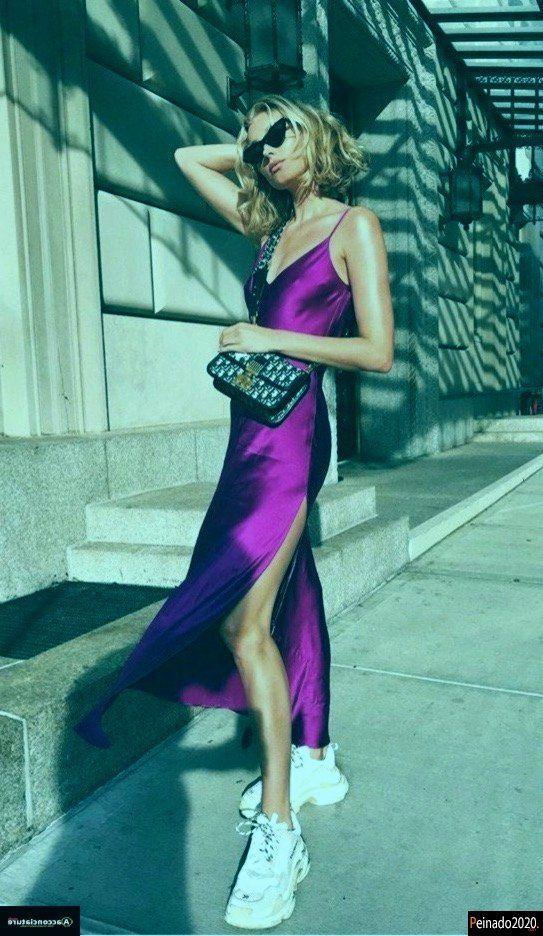 Increible Elsa Hosk Parece Que Te Hacen Ver Como Una Fashionista