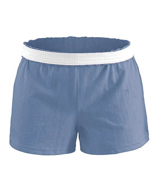 Soffe Columbia Blue Shorts - Girls | Shorts, Blue and Blue shorts