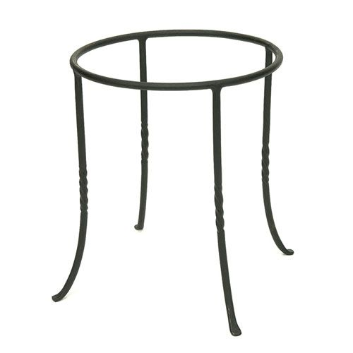 wrought iron ring stand achla designs bellacor 824176 30 achla designs wrought iron