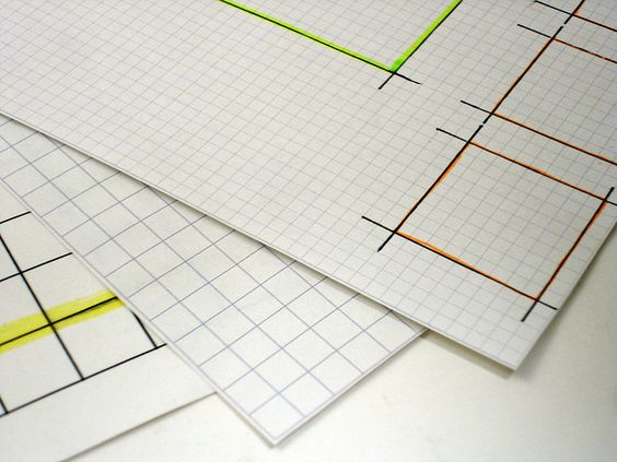 Step 1 Find Graph Paper Graph paper, Polymer clay and Polymers - graph papers