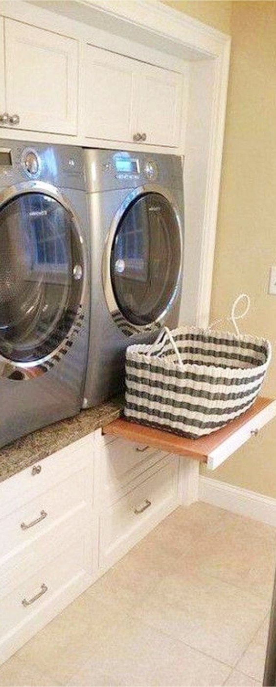 Small Laundry Room And Mudroom Ideas Laundryroom Ideas Laundry Laundryroom M In 2020 Vintage Laundry Room Laundry Room Organization Laundry Closet Organization
