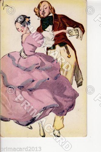 72844-ILLUSTRATORE-ILLUSTRATOR-1910-SACCHETTI-ZENIT-EDIZIONI-POLENGHI-DANCE