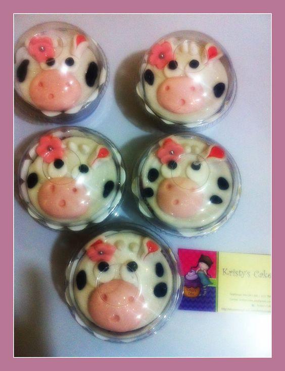 #cupcake #lima #peru #vaquitas
