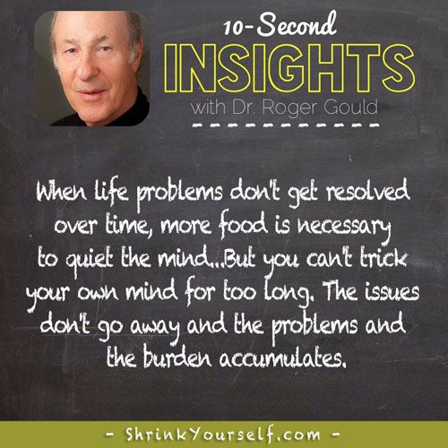 10 Second Insight: Why You Are Still Hungry | Shrink Yourself