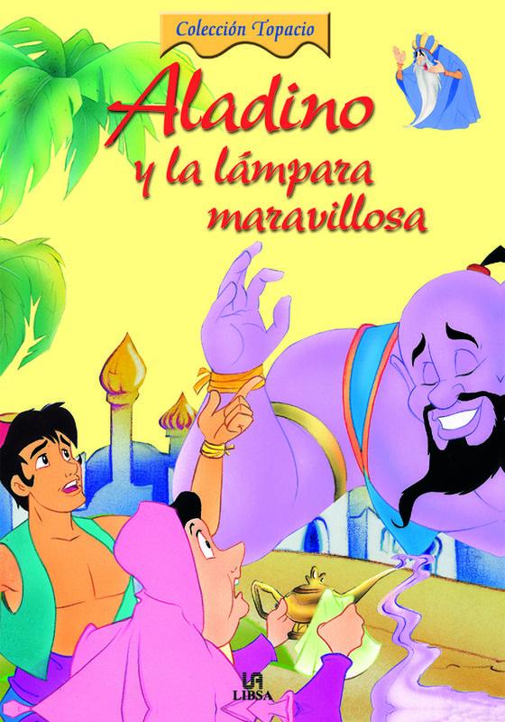 Los Mejores Cuentos Para Niños De Primaria Aladino Y La Lampara Maravillosa Aladino La Lampara Maravillosa