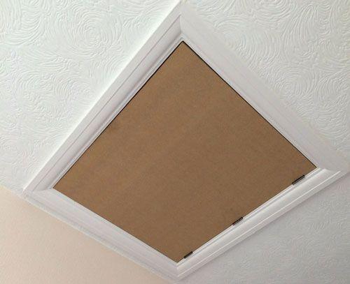 What Is Architrave Architrave Loft Door Loft Hatch Door