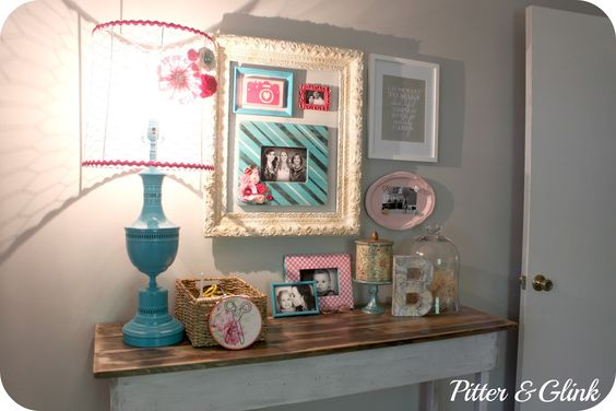 Craftaholics Anonymous® | Craft Room TOUR with Pitter and Glink
