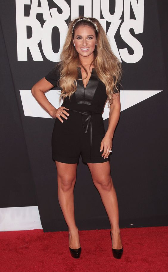 Jessie James Decker, Fashion Rocks, September 9, 2014 ...
