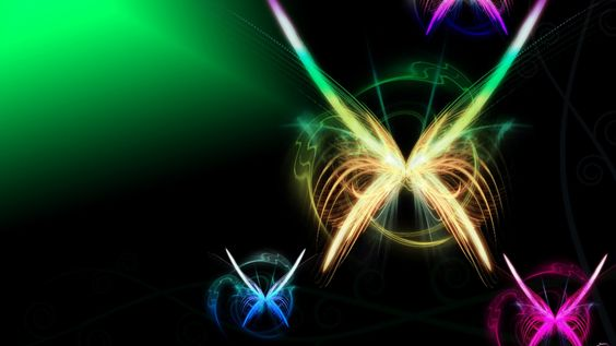 butterfly, colorful, rainbow - http://www.wallpapers4u.org/butterfly-colorful-rainbow/