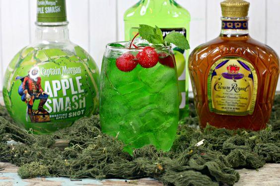 Liquid Marijuana Cocktail
