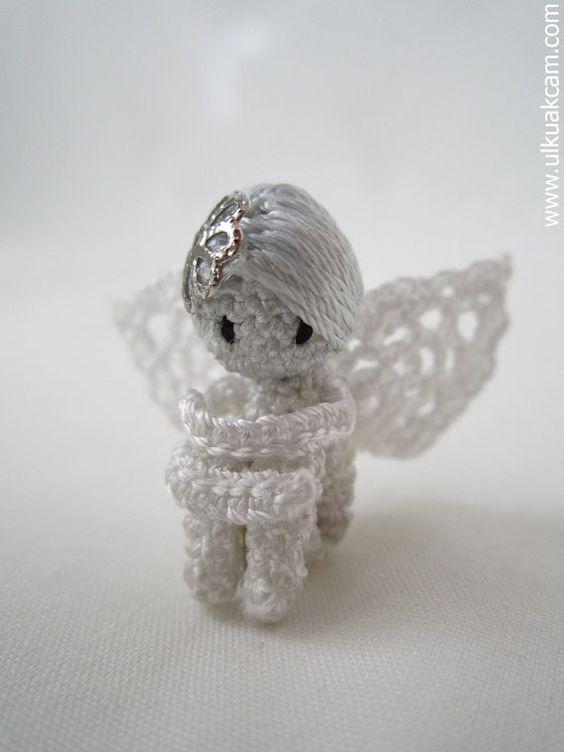 Amigurumi Weeping Angel Pattern : Pinterest The world s catalog of ideas