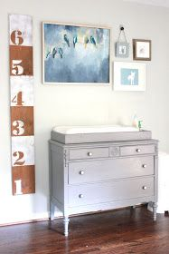 Long and Found: DIY Growth Chart