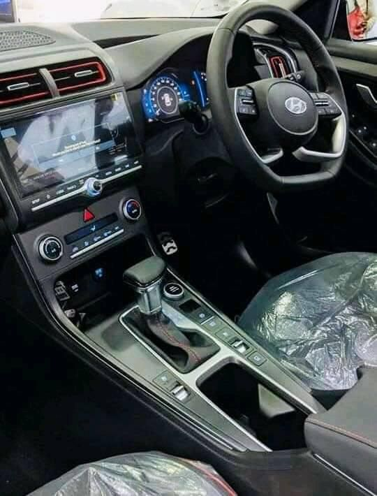 2020 Hyundai Creta Interior Fully Exposed Features Touch Enabled Air Purifier In 2020 Hyundai Interior Led Headlamp