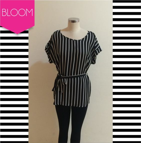 Flaunt your style in this monochromatic dress in black and white. #blackandwhite #monochromatic #monochrome #casual #style #bloom #bloomindia #OOTD #fashionblogger #photooftheday #boutiquestore #newoutfitpost #fashionblog #ontrend #WeekendShopping #Jumpsuits #newcollection #fall2015 #HolidayShopping #Comeonin