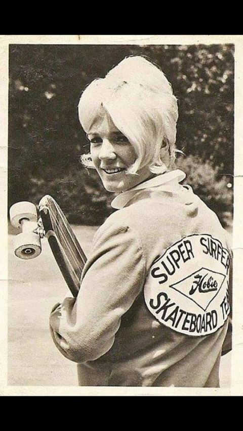 Dana Point History Patti Mcgee Old School Skateboards Skateboard
