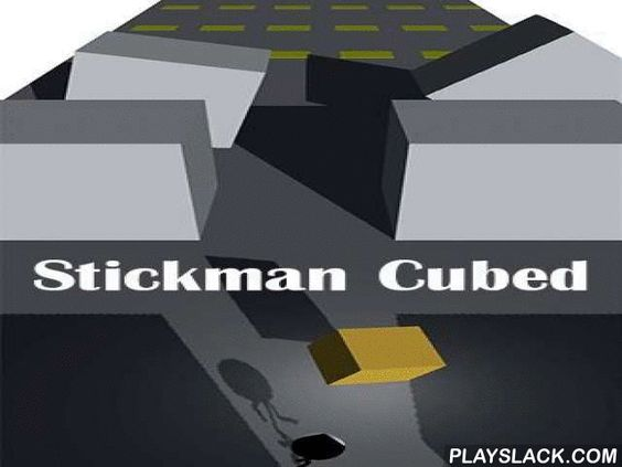 Stickman Cubed  Android Game - playslack.com , Control a humorous running stickman through a hazardous cube world full of devices and hindrances. enhance your reaction speed and attentions in this non-stative game for Android. govern heroes on at ludicrous accelerates. Move your conqueror from side to side to elude hindrances. Jump on platforms hung  in the nonexistence. dodge laser signals and moving devices, gather tiny chromatic cubes. strive to dodge contacts for as long as…