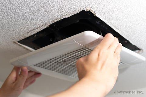 画像で解説 トイレの換気扇の掃除方法 10分でホコリ除去 換気扇