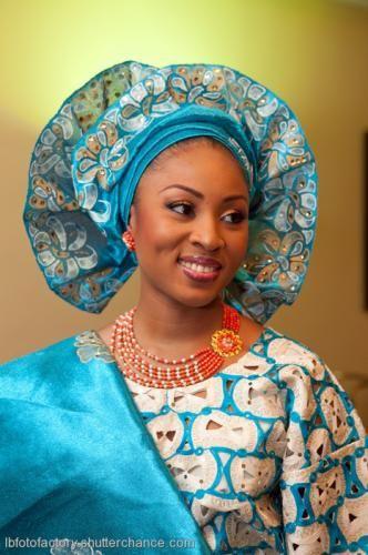 Beautiful Nigerian Ladies Nigerian Women Clothin...
