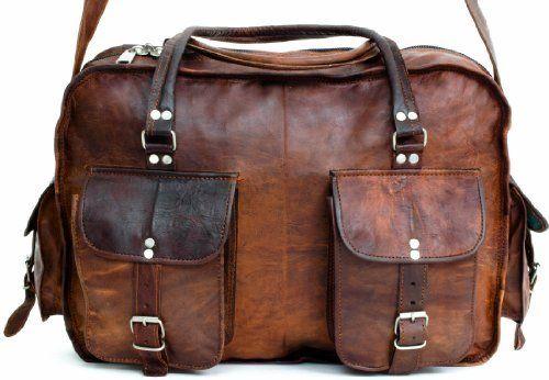 "Gusti Leder nature ""Timothy"" Genuine Leather Vintage Weekend Trip Carry-On Holiday Travel Sports Gym Leisure Bag Duffle Holdall Unisex Brown R35b, http://www.amazon.co.uk/dp/B00EEZRVR2/ref=cm_sw_r_pi_awdl_rml9vb1GZGFVP"