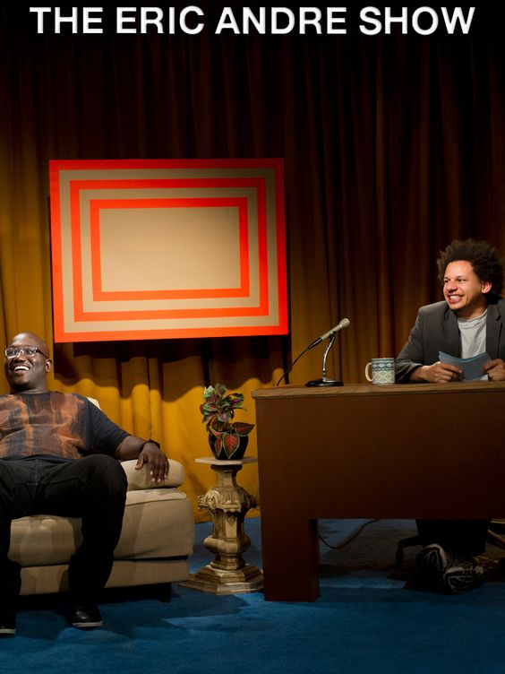 The Eric Andre Show Season 4 Episode 3 Actor Howie Mandel Malaysia Pargo;